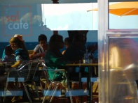 Cafe Sal Barcelonetta beach