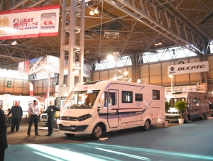 Adria and Ducato stands
