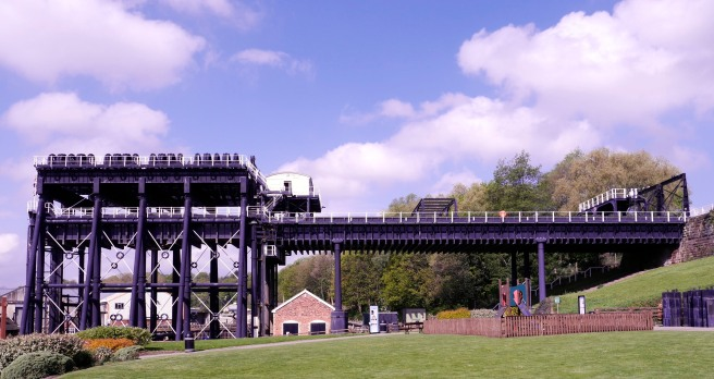 Anderton lift