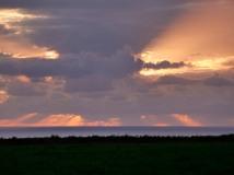 Evening at Tregurrion