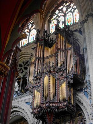 Ely organ
