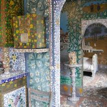 Inside Maison Picassiette