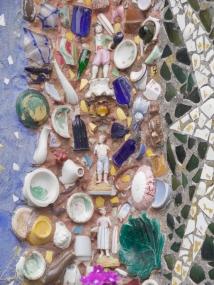 Maison Picassiette, detail