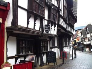Friar St Worcester