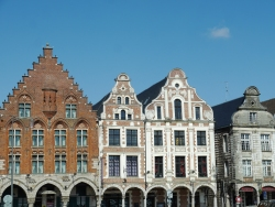 Le Grand Place, Arras