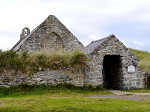 The church in the dunes