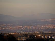 Evening over Granada