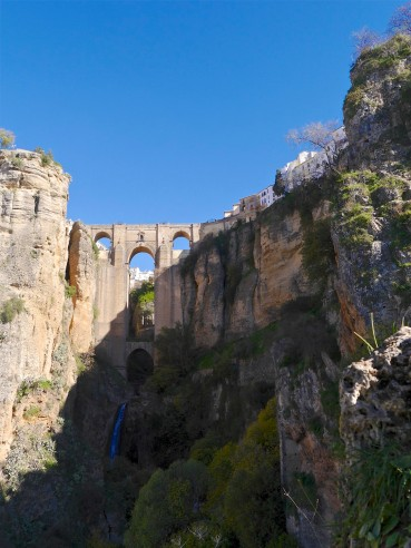 "The ""new"" bridge, Ronda"