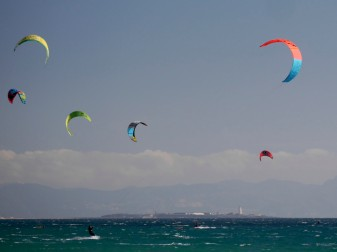 Kite surf to Morocco?