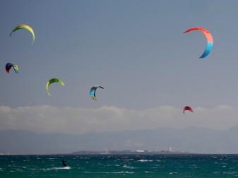 Kite surf to Morocco?