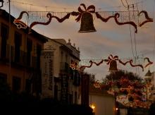 Main street Ronda