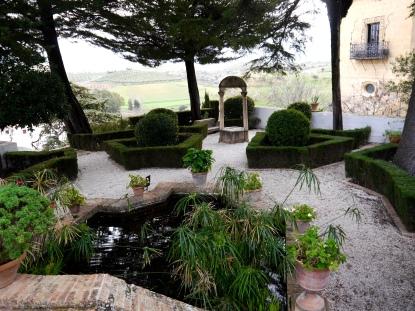 Gardens of Casa del Rey Moro
