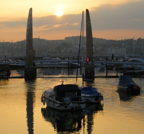 Inner harbour