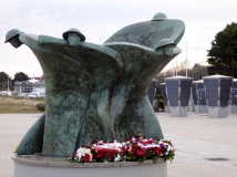 Juno, Canadian memorial