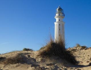 Lighthouse at Cabo de Trafalgar