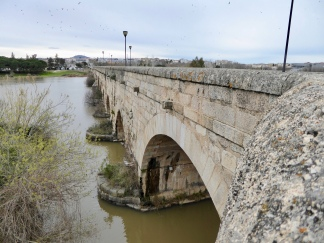 Roman bridge, second half