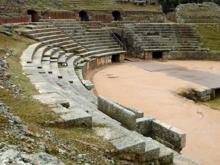 Amphitheatre; VIP seating