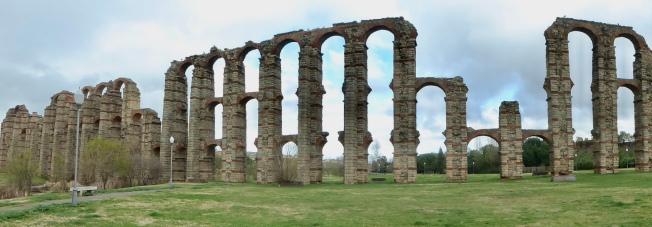 Aqueducto Los MIlagros